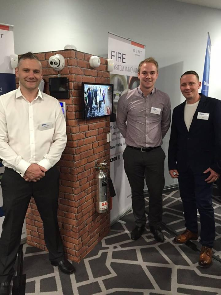 Security And Fire Experts at Best Of Bury Expo