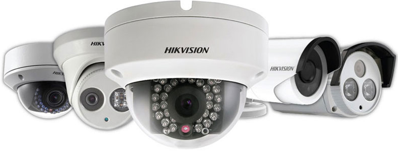 Hikvision CCTV camera installation and servicing in the UK